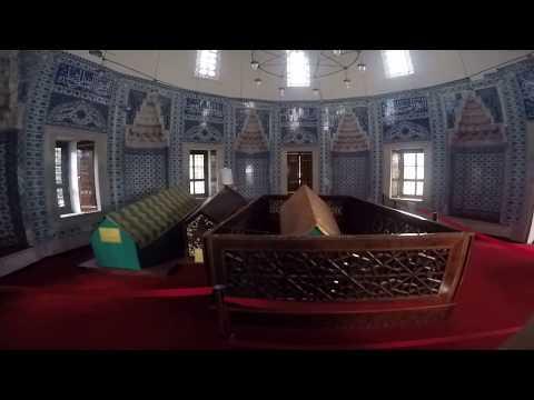 Kanuni Sultan Süleyman ve Hürrem Sultan Türbeleri