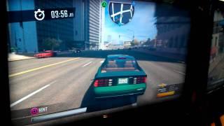 **E3 2011 Show Floor** Driver San Francisco Gameplay