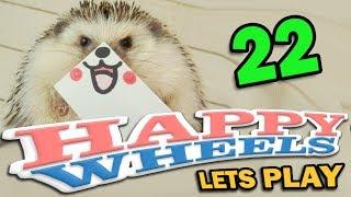 ч.22 Happy Wheels - Сломал систему