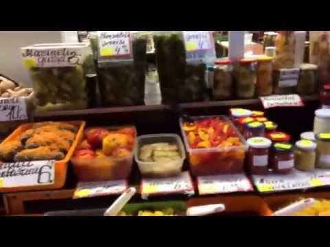 Riga Food market 2015