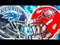 NCAA Football 14 Dynasty Mode Week 6 - Nevada Wolf Pack vs San Diego State Aztecs