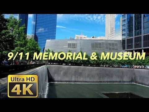 DIY POV 007 (4K)- National September 11 Memorial & Museum Tour - New York City