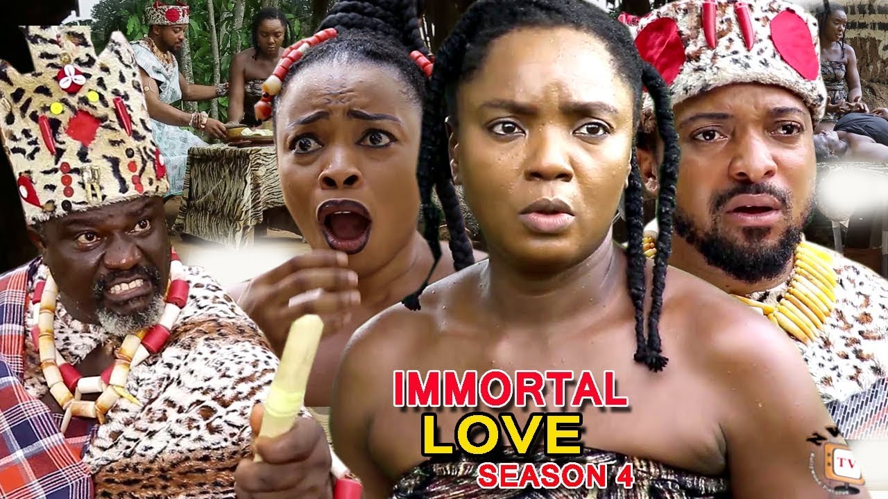 Immortal Love Season 4 - Chioma Chukwuka 2018 Latest Nigerian Nollywood Movie Full HD | 1080p