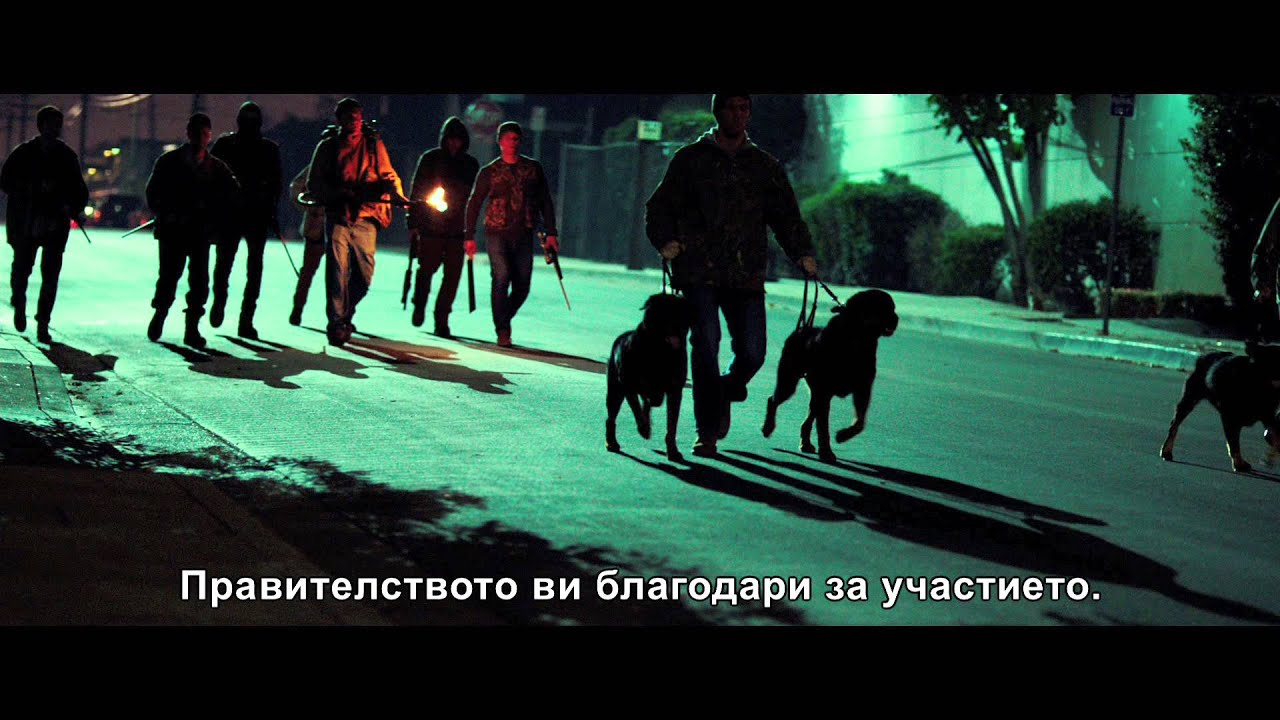 Чистката: Анархия - трейлър с български субтитри