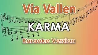 Via Vallen - Karma KOPLO (Karaoke Lirik Tanpa Vokal) by regis