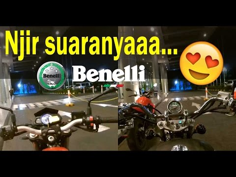 Nyobain Benelli TNT 250 & Patagonian Eagle 250, Cakeeeep