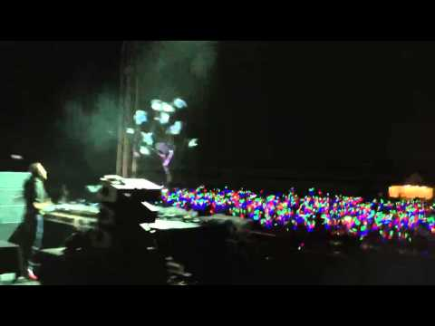 Dash Berlin LIVE | EDC CHICAGO 2013