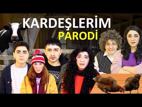 KARDEŞLERİM KOMİK - PARODİ
