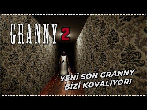 NİNE BİZİ KOVALIYOR! - YENİ SON | GRANNY 2 (Remake)