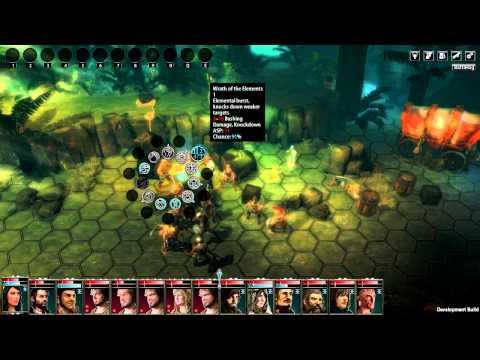 Let's Play Blackguards (Beta) Part 43 - Caravan Raid