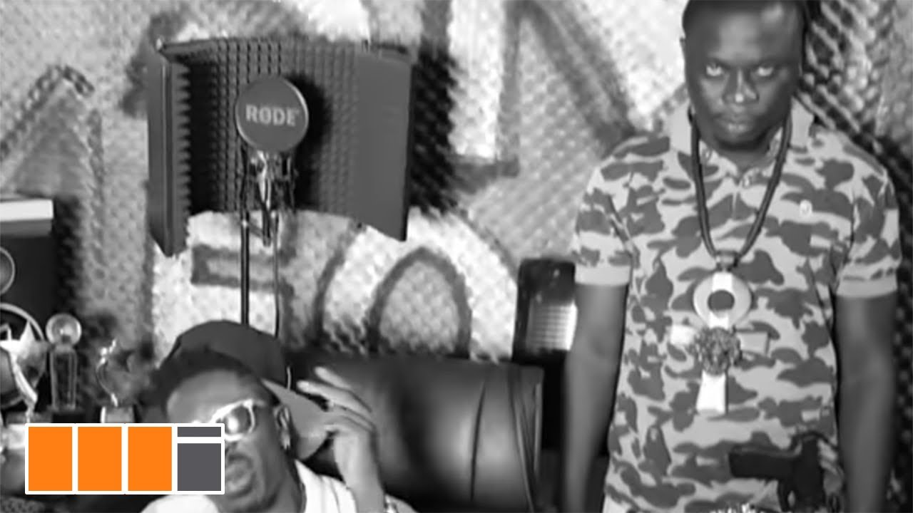 Shatta wale real monster sm session ep 01