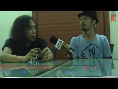 Interview Eet Sjahranie dan Robbie Matulandi [Seputar Musik Lokal, Edane & ACDC Nite]