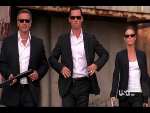 Burn Notice - Michael Westen - You're Gonna Go Far, Kid