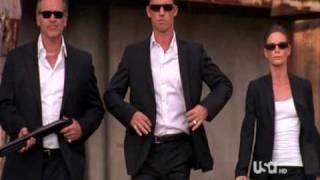 Burn Notice - Michael Westen - You're Gonna Go Far, Kid
