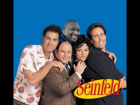 Seinfeld theme song on bass