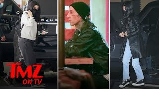 Kourtney Kardashian Falls Under Travis Barker's Spell | TMZ TV