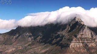 怪現象!謎の巨大雲テーブルクロス~南アフリカ~『グレートネイチャー』