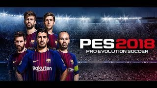 Playstation 3'e BEDAVA PES 2018 YÜKLEME!