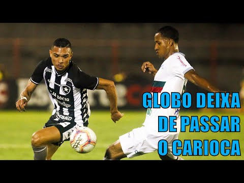 O que a Globo ganha desistindo de passar o resto do Campeonato Carioca