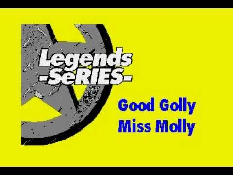 Little Richard - Good Golly Miss Molly (karaoke)