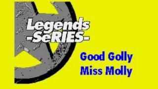 Little Richard - Good Golly Miss Molly (karaoke)