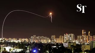 Hamas rockets fly after Israel air strikes kill 42