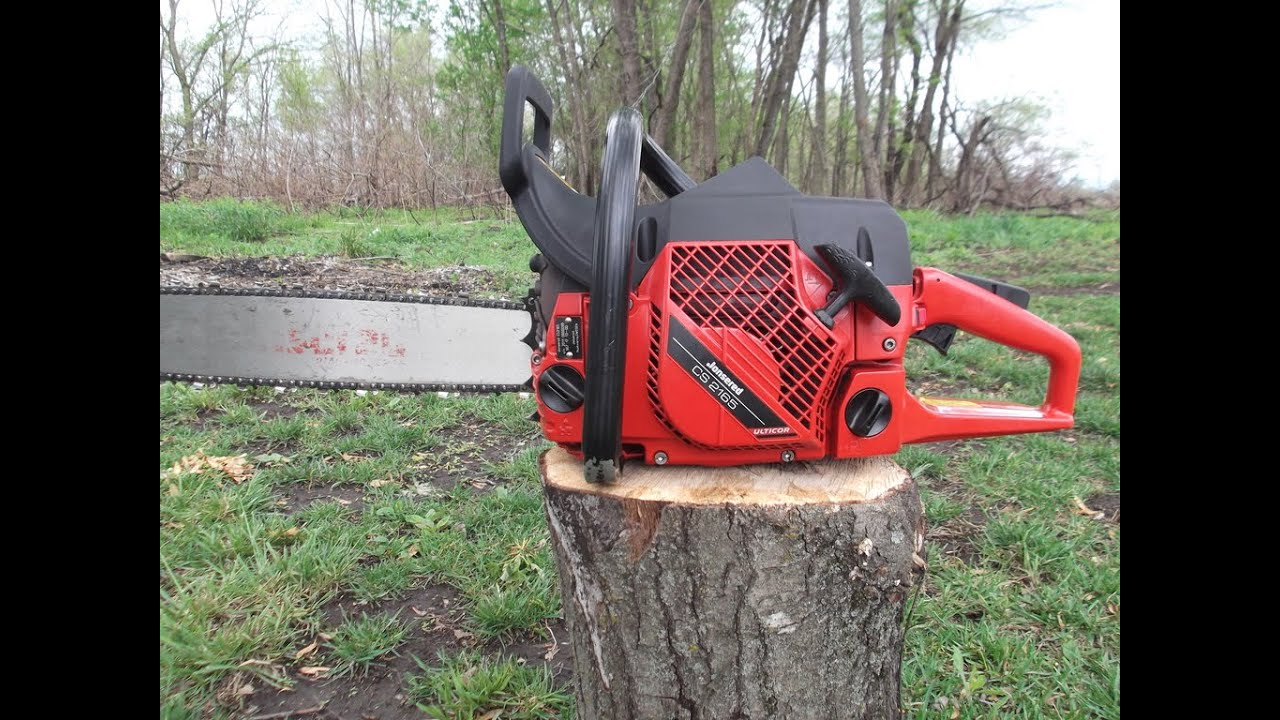 how to cut down a tree without a chainsaw