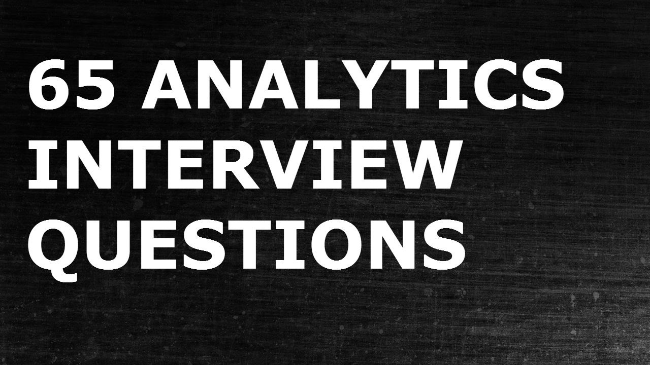 frequently asked technical questions in analytics data science frequently asked technical questions in analytics data science interviews