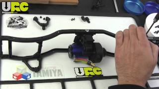 Axial SCX-10 Dingo Kit build part 4