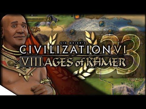 Alexander's Attrition | Civilization VI — 8 Ages of Khmer 33 | Terra Emperor