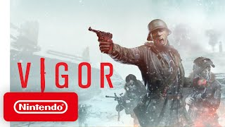 Vigor - Launch Trailer - Nintendo Switch