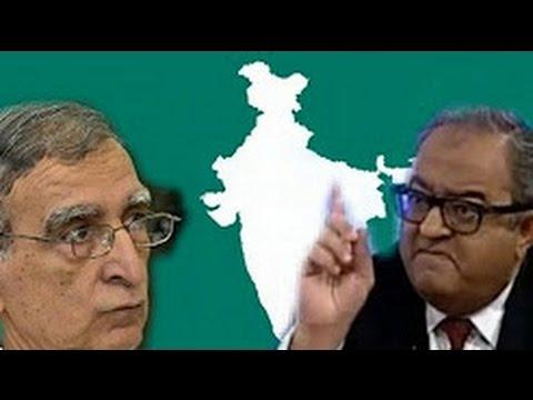 Indian Ram VS Pakistani Tarek Fateh - Who Is Right ?