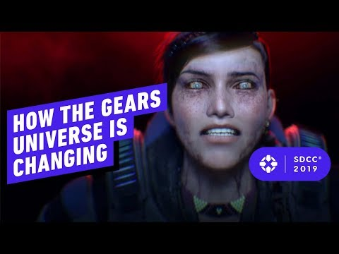 How The Coalition is Changing the Gears Universe - Comic Con 2019