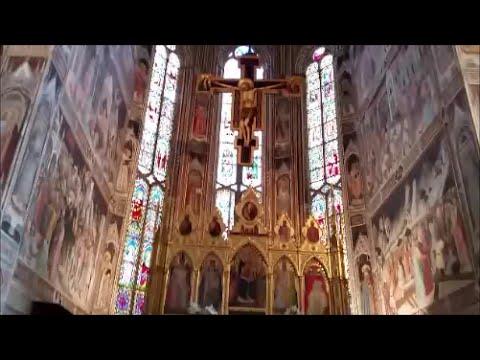 FIRENZE - Basilica di Santa Croce 17.06.2015