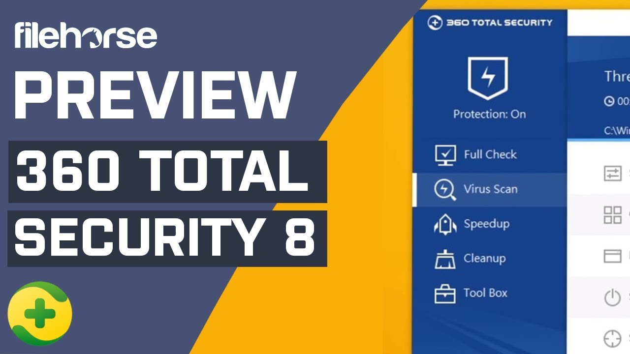 360 Total Security Download (2019 Latest) for Windows 10, 8, 7