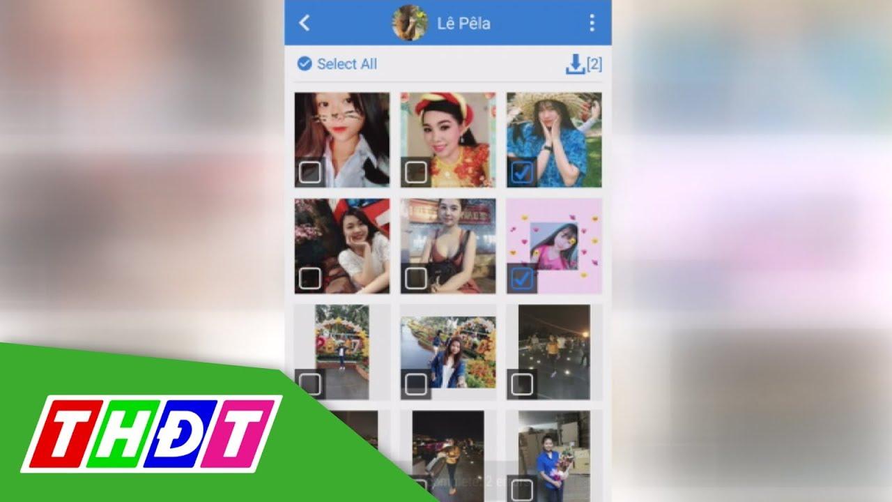 Làm thế nào để tải album ảnh từ Facebook một cách đơn giản ? | THDT