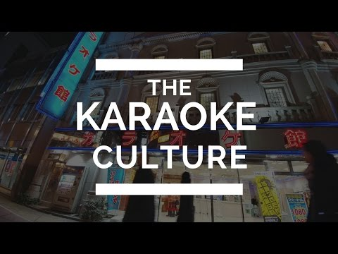 Japan Culture: My take on Karaoke Culture | Kanai even Tokyo