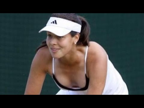 Sexy Ana Ivanovic - Tennis is HOT!!!