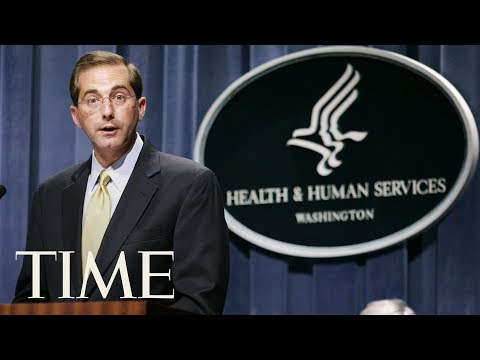 Alex Azar Confirmed By Senate As New Secretary Of Health And Human Services | TIME