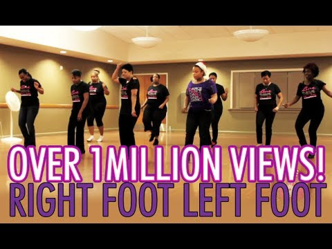 Right Foot, Left Foot-Hip Hop Line Dance