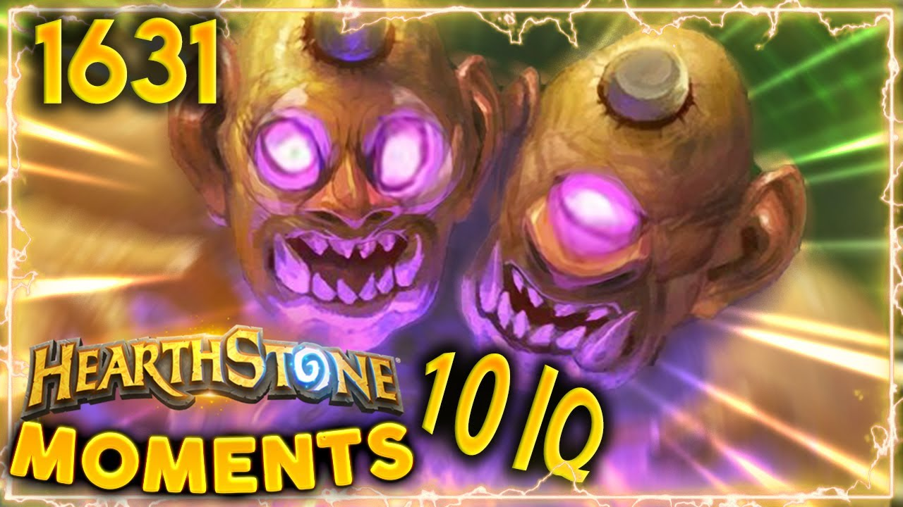10 IQ Plays That Will CONFUSE YOU | Hearthstone Daily Moments Ep.1631 thumbnail
