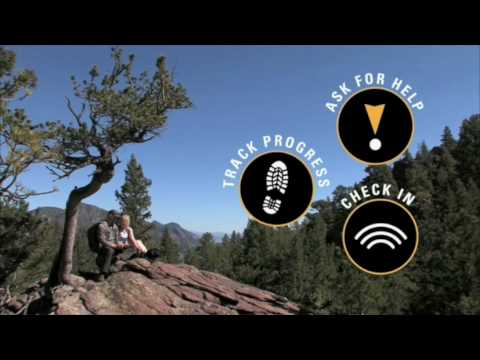 SPOT Satellite Personal Tracker: Share Your Adventure