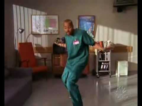 Fortnite Dance Reference To Scrubs - YouTube