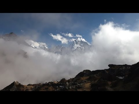 Mountains in Himalayas, Nepal | Stock Footage - Videohive