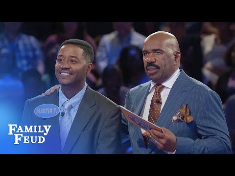 Steve Harvey Morning Show - Is This The Worst Family Feud Contestant Ever Or The Best?