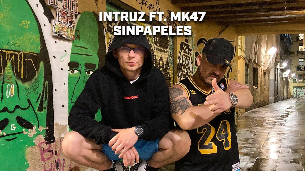 Intruz ft. MK47 - Sinpapeles (prod. Pablo)