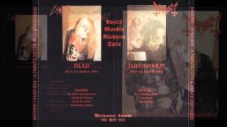 Morbid / Mayhem - Carnage / Disgusting Semla