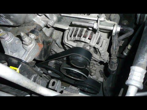 2010 Chevy Traverse Engine Diagram Ruido En Poleas Y Rodamientos Chevrolet Corsa Youtube
