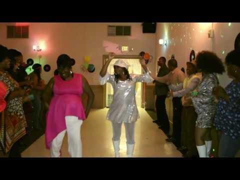 Mama Sams 70's Birthday Party