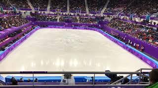平昌オリンピックフィギュアスケート団体戦女子SP2月11日の現地映像です...